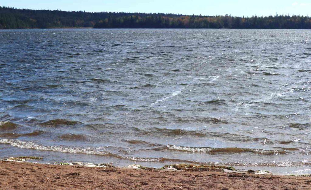 Second Lake, St. Martins, New Brunswick